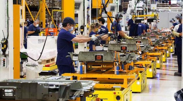 PSA : l'usine de Vigo augmente sa production de batteries