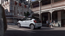 Citroën presents the C1 Urban Ride in the UK