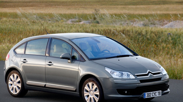 Histoire Citroën : Retour sur la C4 (2004)