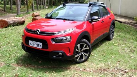 Brésil : Essai du Citroën C4 Cactus