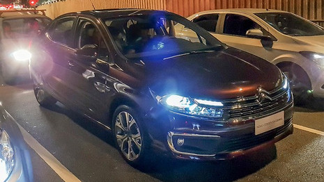Brésil : La nouvelle Citroën C4 Lounge dévoilée le 6 mars