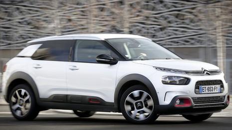 Essai Citroën C4 Cactus puretech 130 EAT6