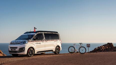 Citroën Spacetourer The Citroënist Concept : ôde à la liberté de mouvement