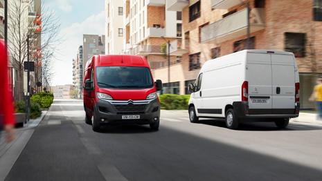 Citroën présente le ë-Jumper : un chargement record en mode 100% électrique