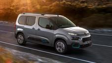 Citroën présente le Berlingo électrique