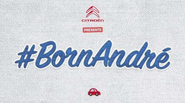 Une Citroën C3 Origins pour un petit Andrea en italie