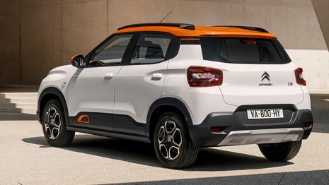 Nouvelle Citroën C3 :  En route vers la Malaisie