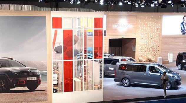 Citroën au salon de Bruxelles 2020