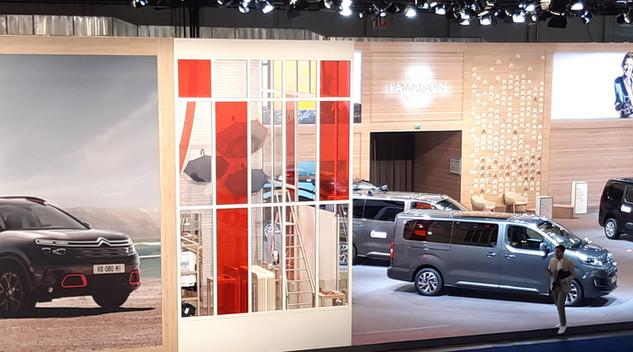 Succès pour Citroën au salon de Bruxelles