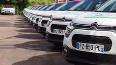 ADMR s'équipe de Citroën pour son personnel