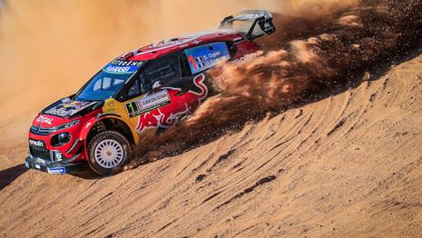 Vincent Cobée ne dis pas non à un retour de Citroën en WRC mais pas tout de suite