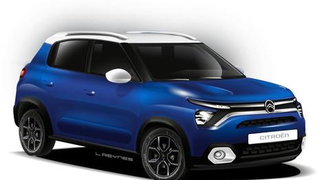 Future Citroën C3 : illustrations exclusives