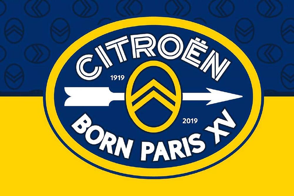 passionnément citroen, blog citroen, citroen, born paris, citroen born paris xv, centenaire, heritage, citroen 100 ans paris
