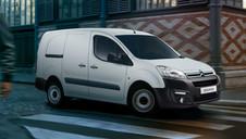 Citroën va produire l'ancien Berlingo Van en Russie