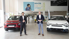 Citroën expands its sales to companies in Spain