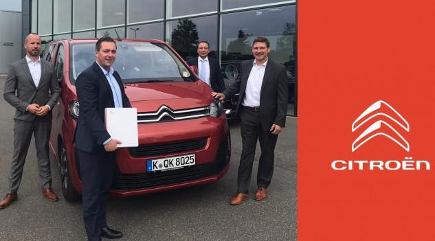 Une nouvelle concession Citroën en Allemagne à Cologne