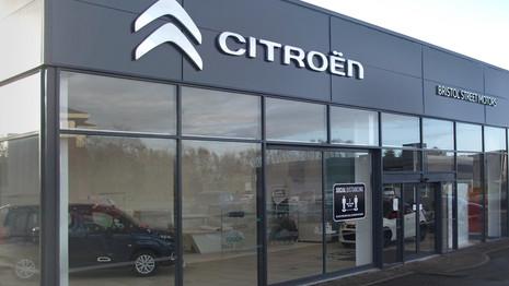 Citroën étend son réseau au Royaume-Uni