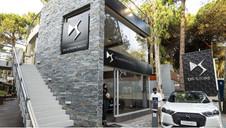 DS expose un concept store à Carilo en Argentine