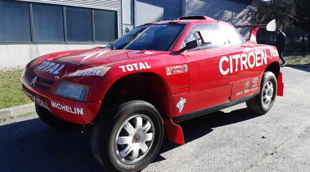 Spécial Centenaire de Citroën : La ZX Rallye Raid