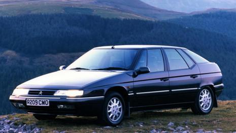 Histoire Citroën : Retour sur la Xm, la grande berline de Citroën