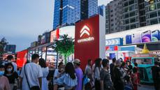 Citroën installe son Citroën Space à Chengdu