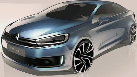 Futures Citroën : Les modèles C-Cubed remplaceront le C4 Cactus et la C4 Lounge