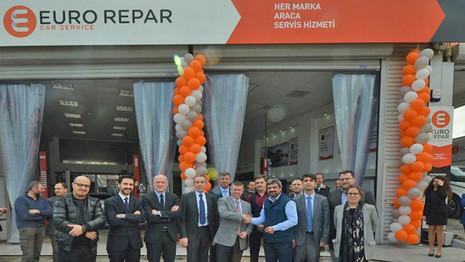 PSA : Euro Repar Services s'implante en Turquie