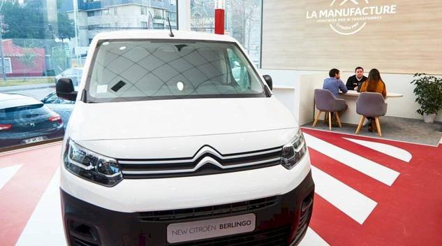 Citroën lance La Manufacture au Chili