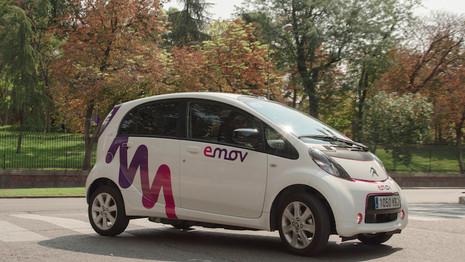 PSA acquiert 100% d'Emov en Espagne