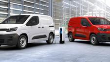 Citroën présente le ë-Berlingo Van