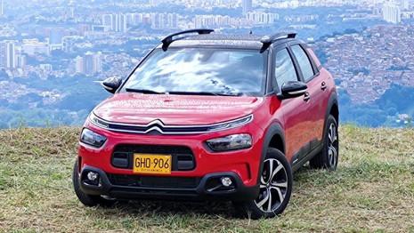 Citroën développe sa gamme en Colombie
