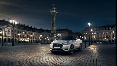 DS met l'excellence française à l'honneur avec une nouvelle publicité pour le DS 3 Crossback