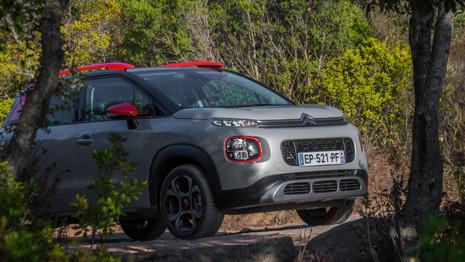 Le Citroën C3 Aircross reçoit un nouveau moteur en Italie