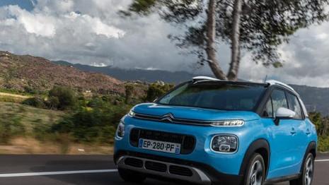 Citroën s'attend à une belle année 2019