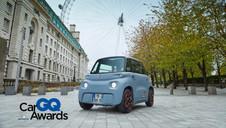 """La Citroën AMI remporte le prix """"Microcar de l'année"""" au Royaume-Uni"""