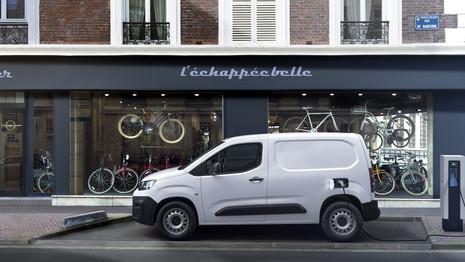 Citroën ouvre les commandes de ses utilitaires électriques en Allemagne