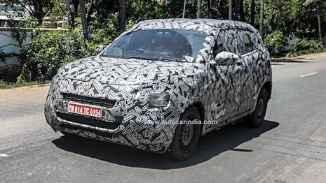 Future Citroën C3 : en électrique dès 2022 en Inde
