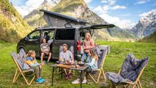 Une nouvelle version Camper pour le Citroën SpaceTourer