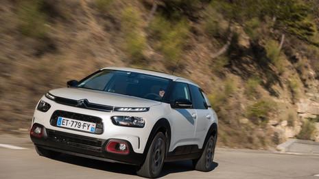Citroën C4 Cactus : l'effet du restylage se fait sentir