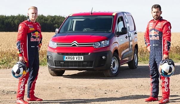 Citroën met le Berlingo Van à rude épreuve