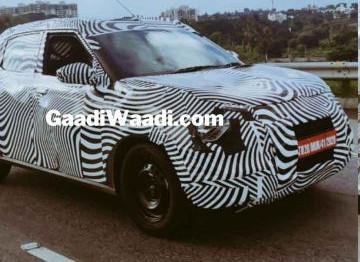 La nouvelle Citroën C3 poursuit ses tests en Inde