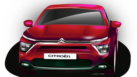 Future Citroën C5: Le retour de la grande berline Citroën