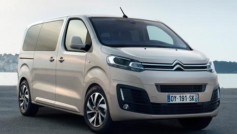 Essai du Citroën Spacetourer BlueHDi 180