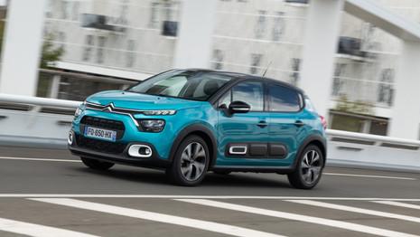 La Citroën C3, meilleure vente en Belgique en 2020