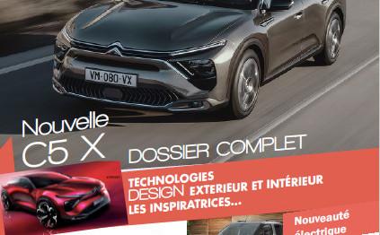 Le Mag N°7 est en ligne : Dossier spécial Citroën C5 X