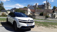 Citroën C5 Aircross, third in hybrid sales in France