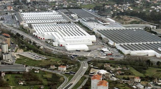 PSA : L'usine de Vigo, première usine d'Espagne