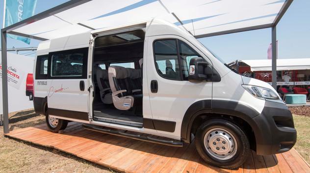 Citroën commercialise le Jumper Minibus en Argentine
