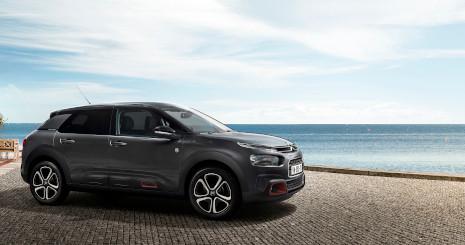 """Le Citroën C4 Cactus reçoit la série spéciale """"C-Series"""""""