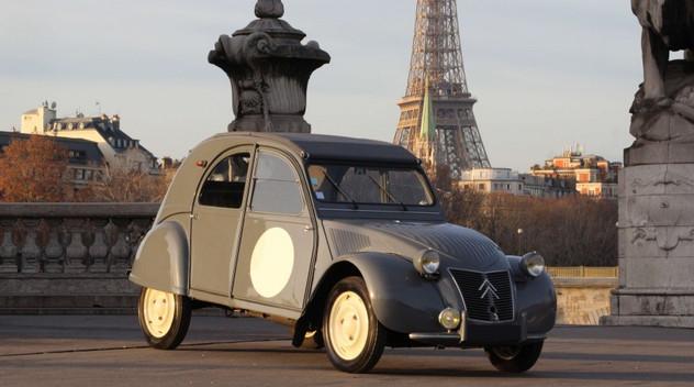 Rétromobile 2019 - Découvrez les Citroën exceptionnelles de la vente aux enchères